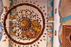 Kościelny sufit Obrazy Royalty Free