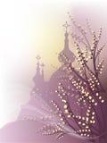 kościelny verbochka Zdjęcie Royalty Free