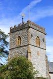 Kościelny wierza Fotografia Royalty Free