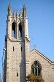 kościelny wierza obrazy stock