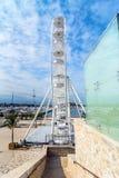 Koła i Vauban port w Antibes Fotografia Stock