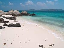 Ko Kham beach Stock Photos