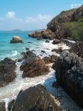 Ko Kham island Stock Image