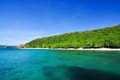 Ko Kharm wyspa Zdjęcia Royalty Free