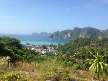 Ko Kho Phi Phi. Ko Phi Phi island in Thailand Royalty Free Stock Photo
