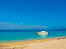 Ko Kradan, an island in the Andaman Sea, Thailand Royalty Free Stock Photos