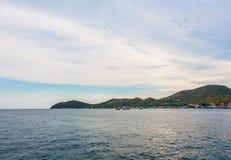 Ko Lan-Insel Pattaya Stockfotografie