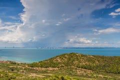 Ko Lan island at Pattaya Royalty Free Stock Image