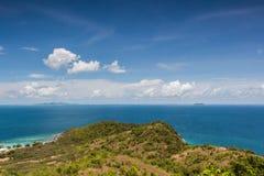 Ko Lan wyspa przy Pattaya Zdjęcie Royalty Free