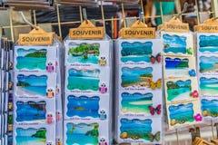 Ko Lipe en parc national de tarutao de Ko en Thaïlande photos stock