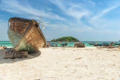 Ko Lipe, provincia di Satun, Tailandia immagine stock libera da diritti
