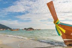 Ko Lipe, Satun prowincja, Tajlandia Zdjęcia Royalty Free