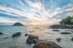 Ko Lipe, Satun prowincja, Tajlandia Obrazy Stock