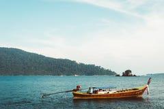 Ko Lipe, Satun prowincja, Tajlandia Obrazy Royalty Free