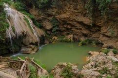 Ko Luang Water fall Stock Photo