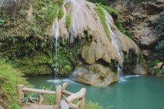 Ko Luang Waterfall Royalty Free Stock Photo