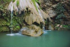 Ko Luang Waterfall Stock Photo