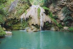 Ko Luang Waterfall Royalty Free Stock Photos