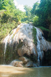 Ko-Luang waterfall at  Lamphun, Thailand. Stock Photo