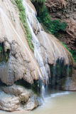 Ko-Luang waterfall at Mae Ping National Park, Thailand. Royalty Free Stock Image