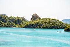 Ko Mae Ko wyspa Zdjęcie Royalty Free