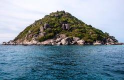 Ko Nang Juan wyspa Zdjęcie Stock