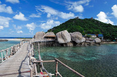 Ko Nang yuan,Surat,Thailand Royalty Free Stock Photography