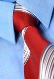 kołnierza krawat Zdjęcia Stock