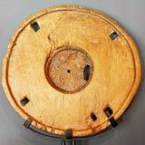 koło drewniany zdjęcie stock