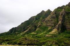 Ko' Olau Mountain Range Stock Image