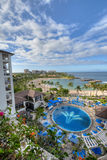 Ko Olina Beach at the Ihilani Hotel Stock Image