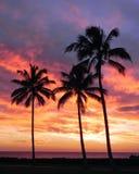 Ko Olona Sunset Stock Photos