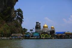 Ko Panyi (Koh Panyee) Royalty Free Stock Image