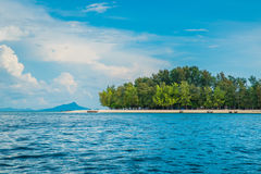 Ko Phai or Bamboo Island, Krabi Province, Thailand Stock Images