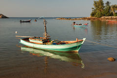 Ko phangan beach Royalty Free Stock Photo