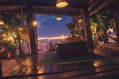 Ko Phangan beach in Thailand Royalty Free Stock Images