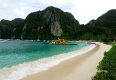 Ko Phi Phi beach Stock Photography