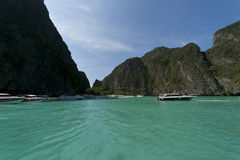 Ko Phi Phi Don. Island Thailand Royalty Free Stock Images