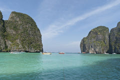 Ko Phi Phi Don. Island Thailand Stock Photography