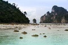 Ko phi phi don island thailand Royalty Free Stock Photos