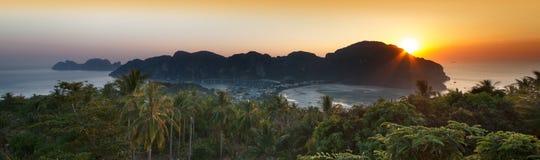 Ko Phi Phi Don,Phi Phi Islands,Krabi,Thailand Royalty Free Stock Photo