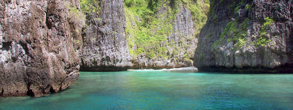 Ko Phi Phi Le island  Thailand Royalty Free Stock Images