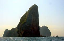 Ko Phi Phi Le island  Thailand Stock Photo