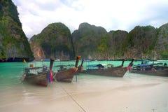 Ko Phi Phi Le island  Thailand Stock Photos