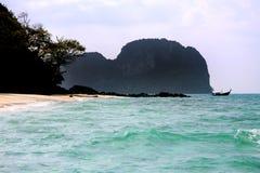 Ko Phi Phi Le island  Thailand Royalty Free Stock Photos