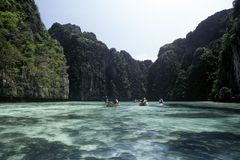 Ko Phi Phi Le, Thailand Royalty Free Stock Photo