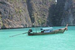 Ko Phi Phi Lee, Thailand Lizenzfreies Stockbild