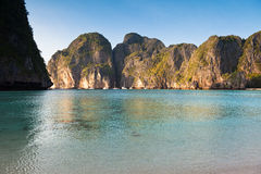Ko Phi Phi leh bay Royalty Free Stock Photos