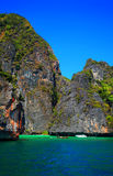 Ko Phi Phi Leh Island. Royalty Free Stock Photography