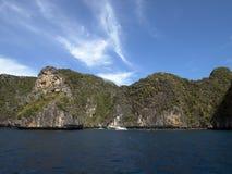 Ko Phi Phi Leh. Stock Photography